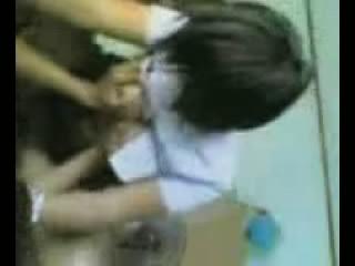 Skandal Video Bokep Anak Smu Semarang